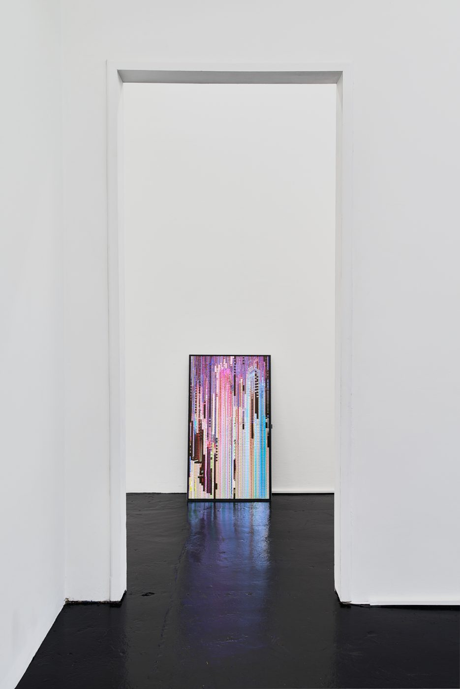 Chris Dorland: Active User, 2020 Installation views Nicoletti Contemporary, London Photographs by Theo Christelis